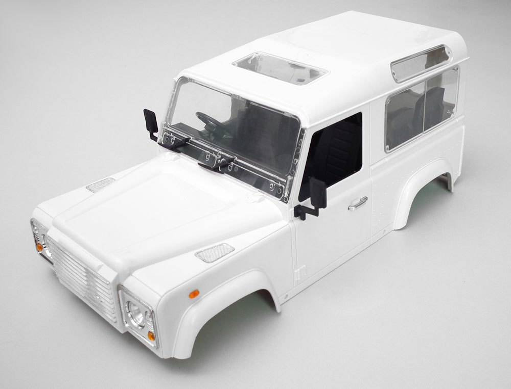 1:10 simulation of the Wrangler guard high quality D90 exquisite car shell with a trim package scx10 rc4wd free shipping1:10 simulation of the Wrangler guard high quality D90 exquisite car shell with a trim package scx10 rc4wd free shipping