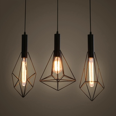 IWHD Retro Vintage Led Pendant Light Fixtures Edison Loft Style Industrial Hanging Lamp Home Lighting Lampara Luminaire Suependu iwhd loft style round glass edison pendant light fixtures iron vintage industrial lighting for dining room home hanging lamp