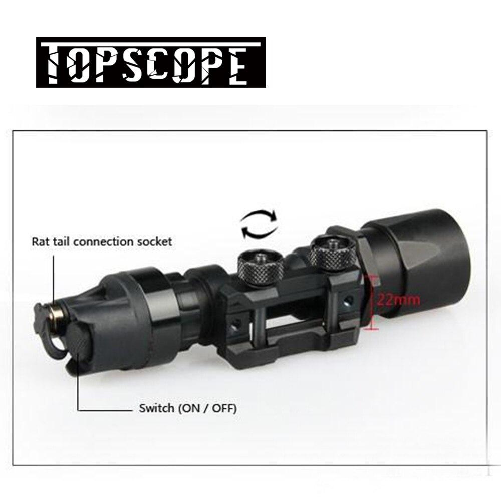 M951 Tactical Light LED Version Super Bright Flashlight