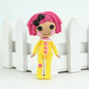 Image 3 - 27 סגנון לבחור 3 אינץ המקורי MGA Lalaloopsy בובות מיני בובות לילדה של צעצוע לשחק