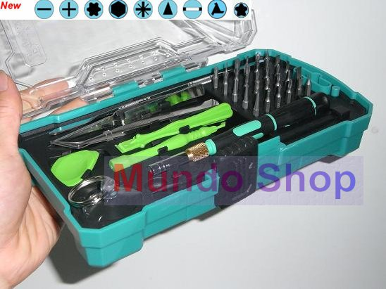 New SD 9326M Screwdrivers Kit tool set for iPhone X 7 Plus 8 Plus iPad Macbook Pro Air HTC Samsung Video Game pc computer repair