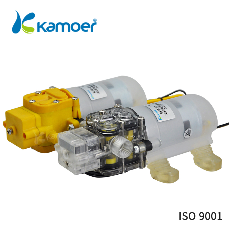 Heimwerker 4000 Ml/min Obligatorisch Kamoer Klp40 Serie Micro Nette Membran Wasserpumpe 12 V Sanitär