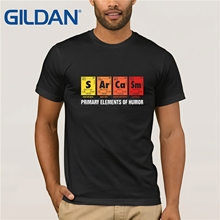 Primary Elements Of - Sarcasm Humor Popular Tagless Tee T-Shirt
