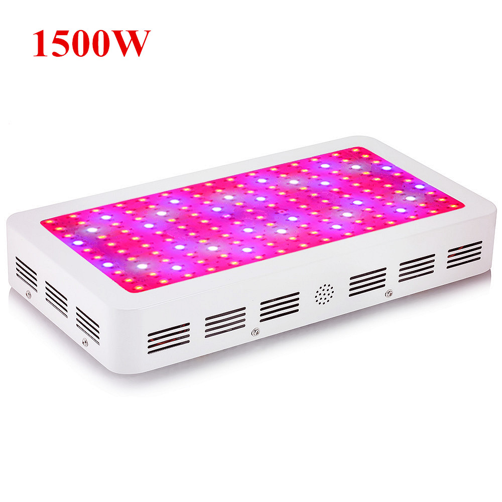 3PCS DIAMOND II 600W 800W 1000W 1200W 1500W 1800W 2000W Double Chip LED Grow Light Full Spectrum Red/Blue/UV/IR For Indoor Plant