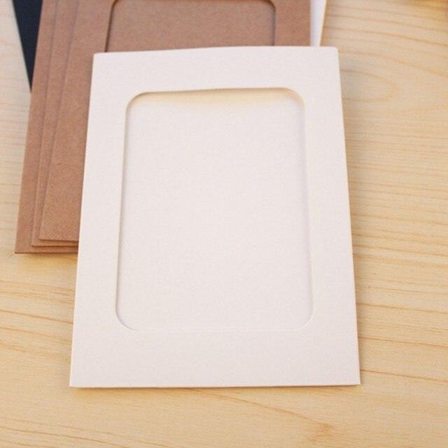 Online-Shop 10 Boxen 6 Zoll Reine Farbe Papier Bilderrahmen Für ...