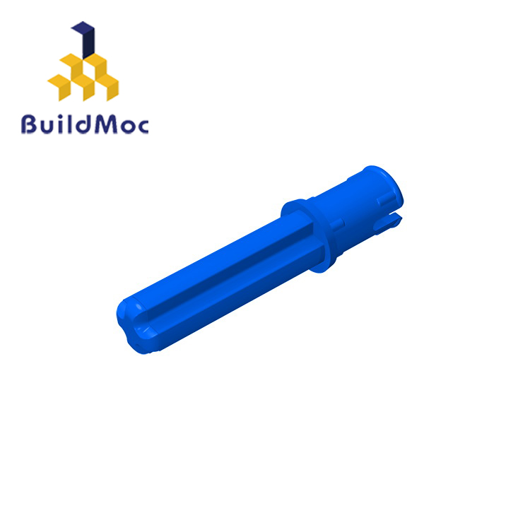 BuildMOC Compatible Assembles Particles 18651 1x3 For Building Blocks Parts DIY LOGO Educational Creative Gift Toys