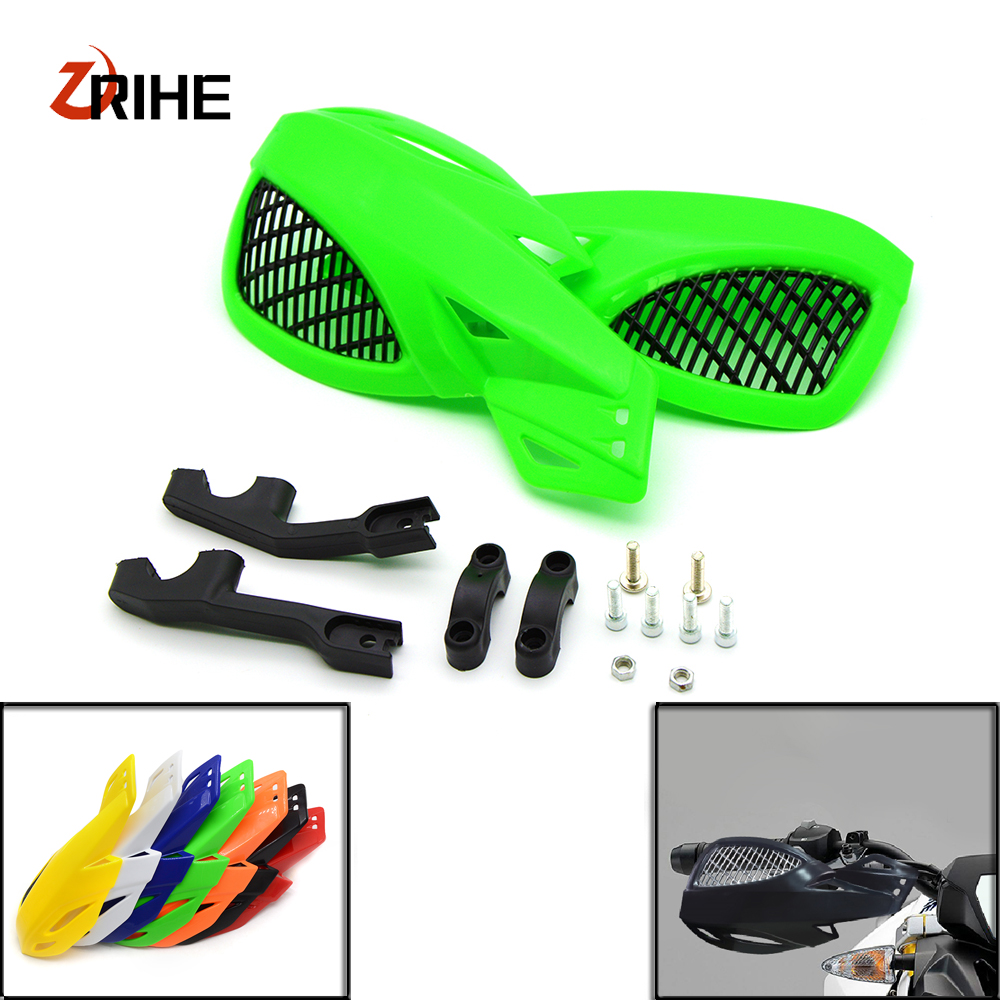 motorcycle brush bar hand guards handguard motorbike parts handle guards for honda crf 450 CR CRF XR XL 85 125 250 500 KTM 150SX image