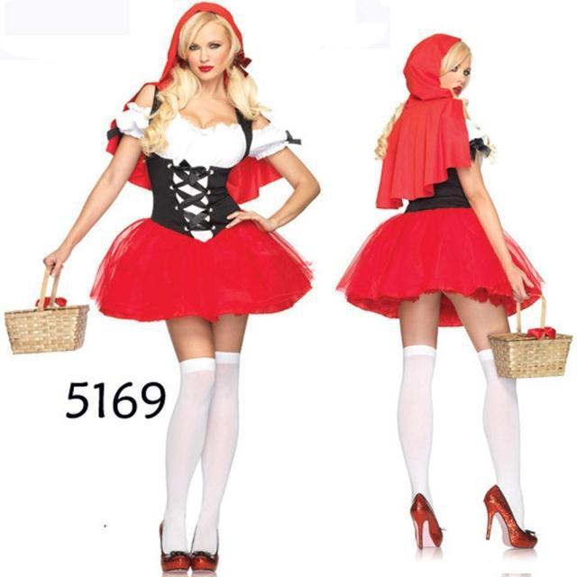 Sexy Dessous Halloween Kostüme