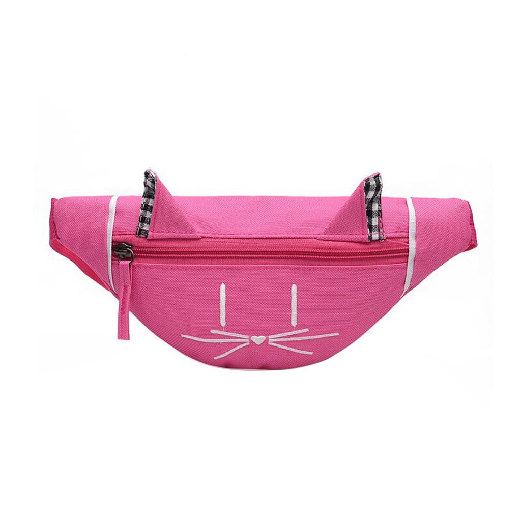 Waist Bag Female Belt Child Joker Crossbody Fashion Chest Pocket Pocket Shoulder Bag Outdoors Fanny Packs Phone Pouch