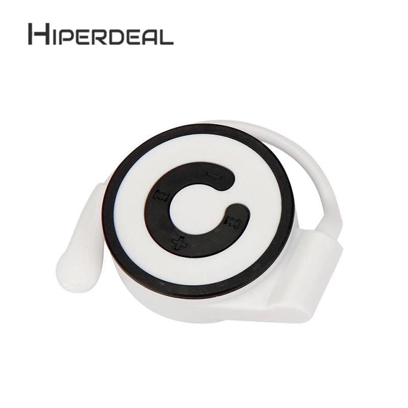 Kenntnisreich Hiperdeal Mini Clip Mp3 Musik Player Usb Unterstützung Tf Karte Dünne Mini Mode Protable Musik Slick Neu Design # T Ausreichende Versorgung Hifi-geräte