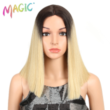 MAGIC Hair Heat Resistant Fiber Hair 14