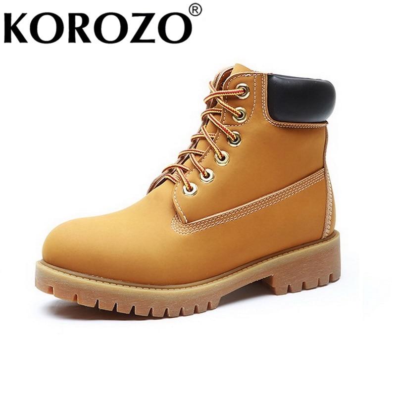 Girl Work Boots Fashion