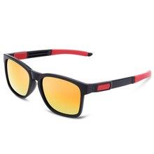Fashion Young TR90 Sports Ultralight Sun Glasses Polarized Mirror Sunglasses Custom Made Myopia Minus Prescription Lens -1 to -6