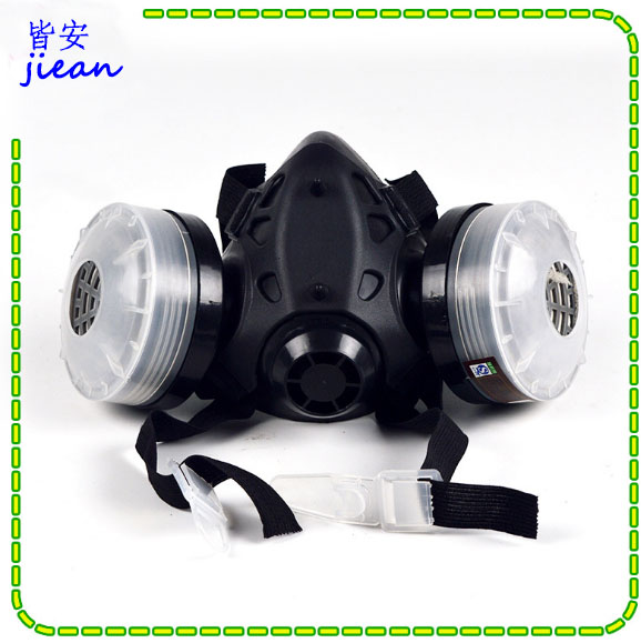 High quality respirator mask jiean9578 Respirator gas mask filter cotton Chemical Respirator painting and dust maskHigh quality respirator mask jiean9578 Respirator gas mask filter cotton Chemical Respirator painting and dust mask