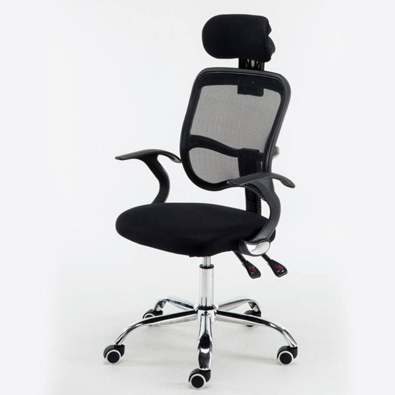 Office Computer Chair Household Electric Competitive Ergonomics Network Cloth Lifting And Lounging Chair Staff