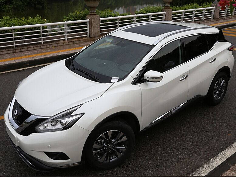 Silver Decorative Roof Rack Side Rail Luggage Babbage Bar For Nissan Murano  2015 In Roof Racks U0026 Boxes From Automobiles U0026 Motorcycles On Aliexpress.com  ...