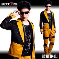 Personality Fashion Star Style Blazer Men Latest Coat Designs Men Suit Costume Men S Jackets Personality
