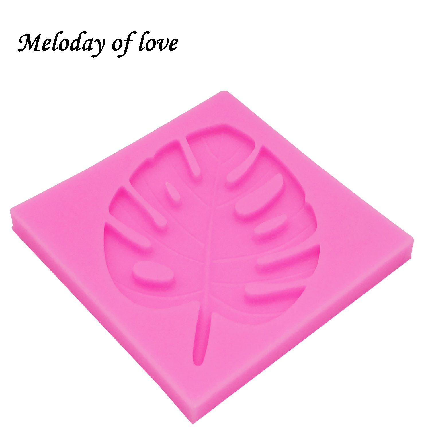 3D tree leaf molds Sugarcraft Leavf silicone mold Turtle leaf fondant cake decorating tools Leaves chocolate gumpaste mold T1134 in Cake Molds from Home Garden