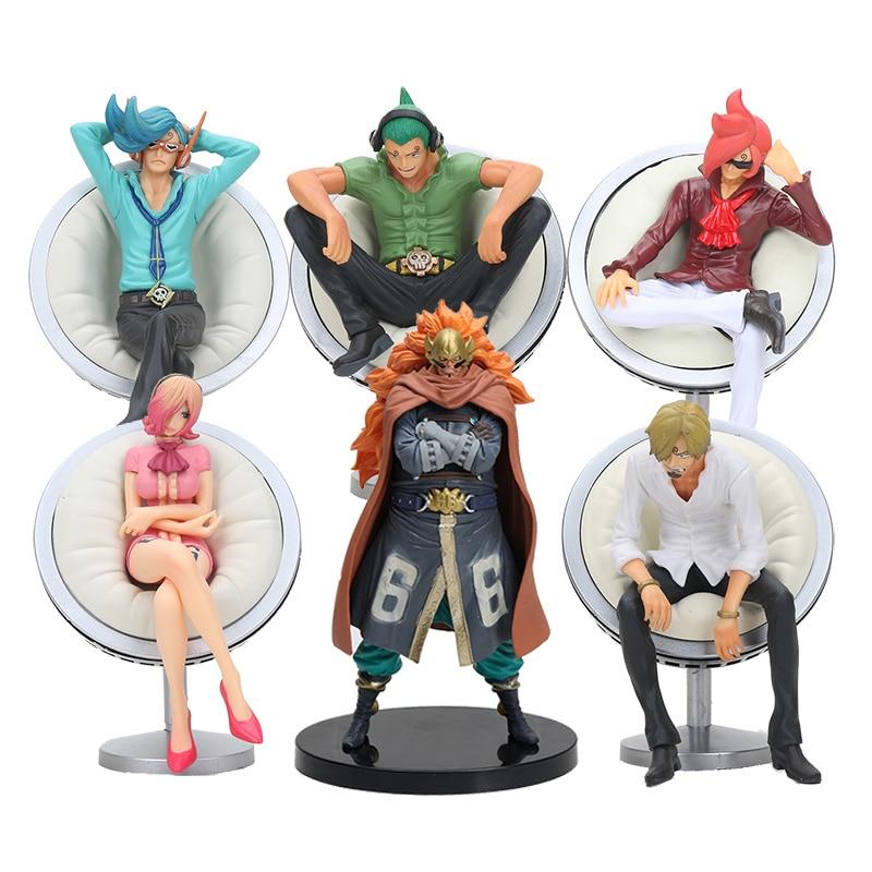 Figure One Piece Niji Vinsmoke Family Dxf The Grandline Series Banpresto Anime 1