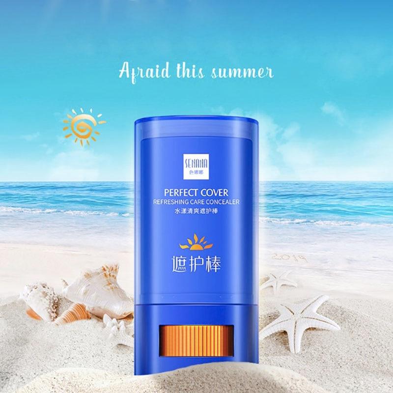 Facial Body Sunscreen Whitening Cream Sunblock Skin Protective Cream Anti-Aging Oil-control Moisturizing SPF 50 Face Skin Care