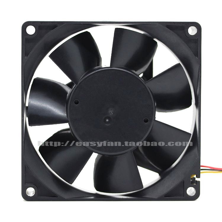 NEW FOR MELCO TECHNOREX CA1640H01 MMF-09D24TS-RM1 24VDC 0.19A FOR Mitsubishi Inverter Cooling Fan