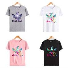 Dracarys Tshirt XXS--4XL 100% Cotton Game Of Thrones Fans Unisex Adults T-Shirt Summer  Khaleesi Popular Street Tee