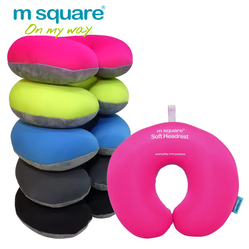 M Square Travel Accessories For U Shape Cuscino da viaggio Cuscino - Accessori da viaggio