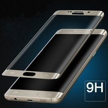 S7 OR S7edge! Tempered Glass Screen Protector Case for Samsung Galaxy S7 /OR/ S7 EDGE Full Protection Film Clear Cover