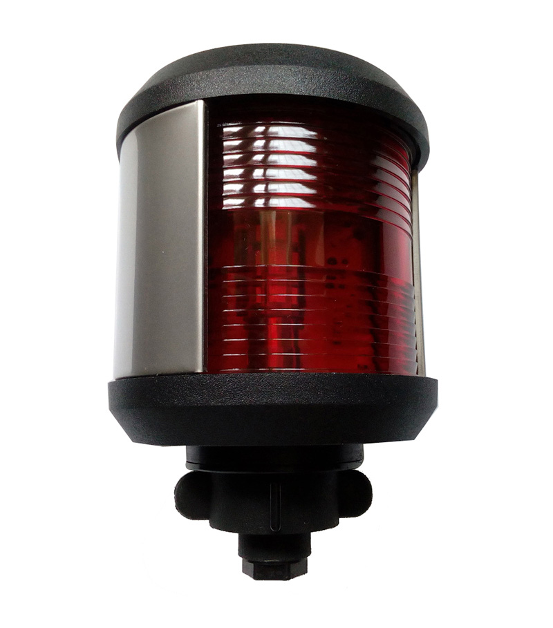 Image 2 - 12V Marine Boat LED Navigation Light Red Green Port Starboard Light White Masthead Light Sailing Signal Lamp-in Marine Hardware from Automobiles & Motorcycles