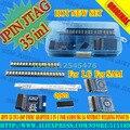 La más nueva versión flex jpin jtag para samsumg lg sin soldadura pinouts trabajan con RIFF ORT GPG MEDUSA JTAG BOX envío gratis