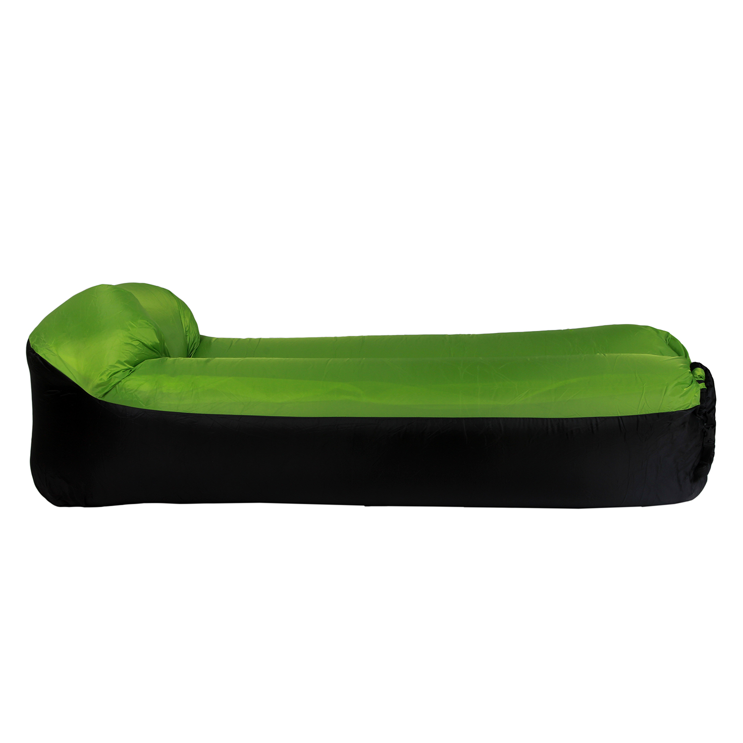 Inflatable Lounger Chair Air Lounger Inflatable Bag Fast Inflate Air Sofa Sleeping Bed For Travelling Camping Park Hiking Pool Camping & Hiking Sports & Entertainment