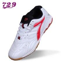 Оригинальные 729 туфли для настольного тенниса стиль унисекс кроссовки для настольного тенниса ракетка для игры в пинг-понг для женщин и мужчин