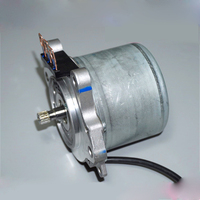 12V 500W Brushless Motor Spindle for Electric lathe propeller lawn mower 2600rpm 5300rpm