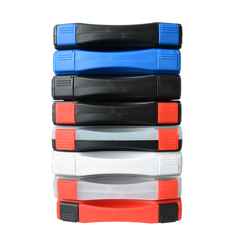 Купить с кэшбэком Hardware Tool Receiving Box tool case toolbox Protective box  Portable  Protection of Instruments and Equipment with sponge