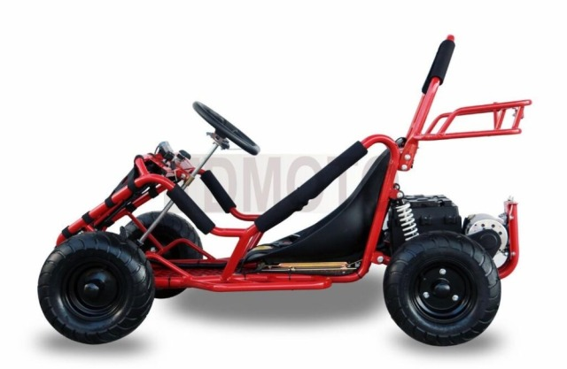 Child Electric Go Kart 48v 1000w 3 Sd Mini Safe