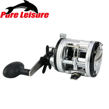 PureLeisure Trolling Reel 2000-5000 Series 5:6/1 4.2/1 4.5/1 5.2/1 Ratio Saltwater Boat Fishing 12+1BB for Sea Bass Grouper