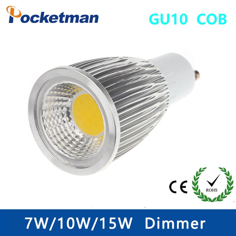 high power led spot light light gu10 cob spotlight bulb. Black Bedroom Furniture Sets. Home Design Ideas