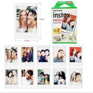 Image 3 - Fujifilm Instax Mini Film 10 20 30 40 50 60 80 100 Sheets 3 inch For mini 9 Polaroid FUJI Instant Camera Photo Mini 9 8 7s 70 90