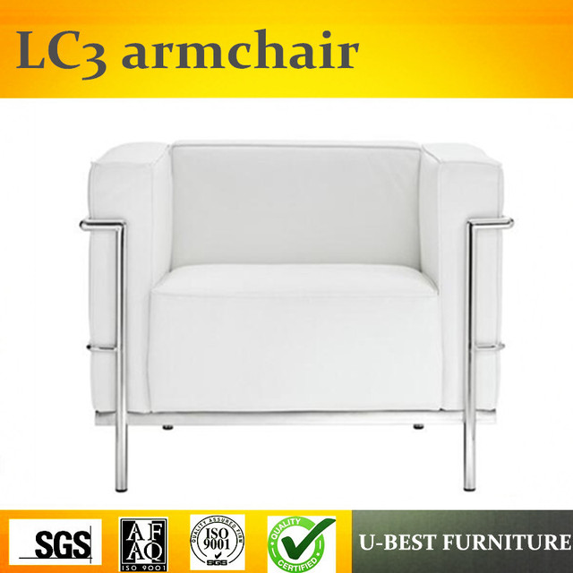 U Best Le Corbusier Grand Chair Lc3 Grand Modele Armchaircollection