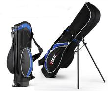 For Children Waterproof Golf Rack Bag Portable Golf Bags Golf standard bags  2018 direct selling golfbag capa de tacos de golfe golf bag pgm golf standard package of genuine men s special value for the