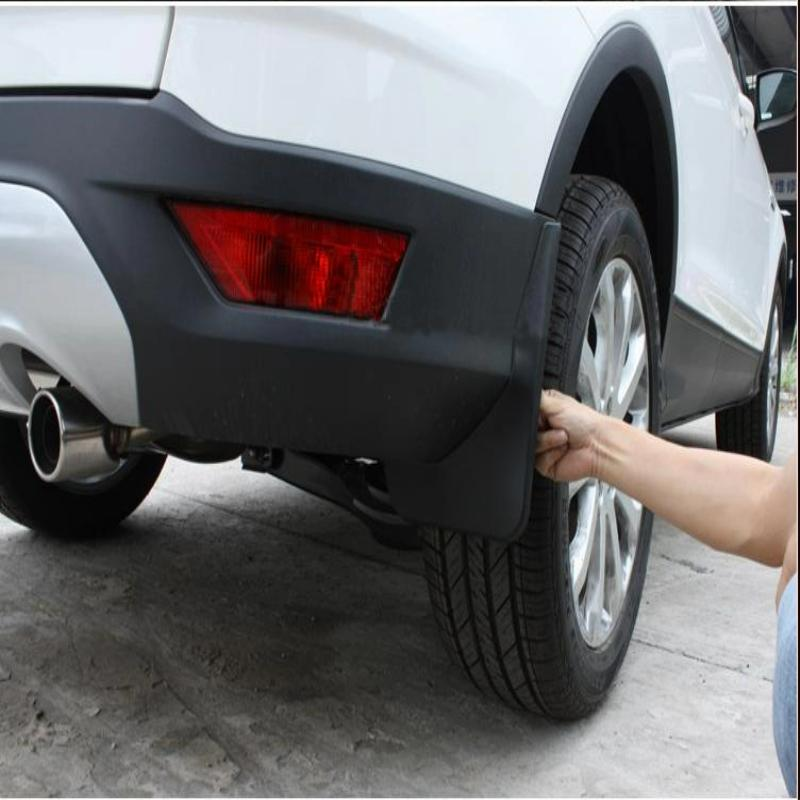 For Ford Kuga Escape Mud Flaps Splash Guards Mud Guards Splash Guard Mudguards Mudguard 2013 2014 -2017 4pcs/Set