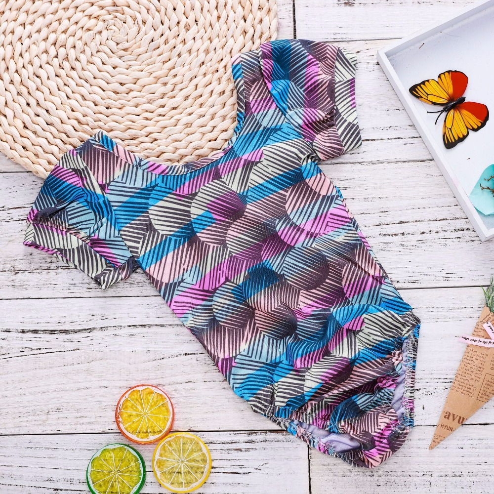 2018 Summer Beach Baby Mermaid Style Costume Baby Girl Backless Bodysuit Fish Scales Beachwear Bodysuit Cute Onesies For Baby
