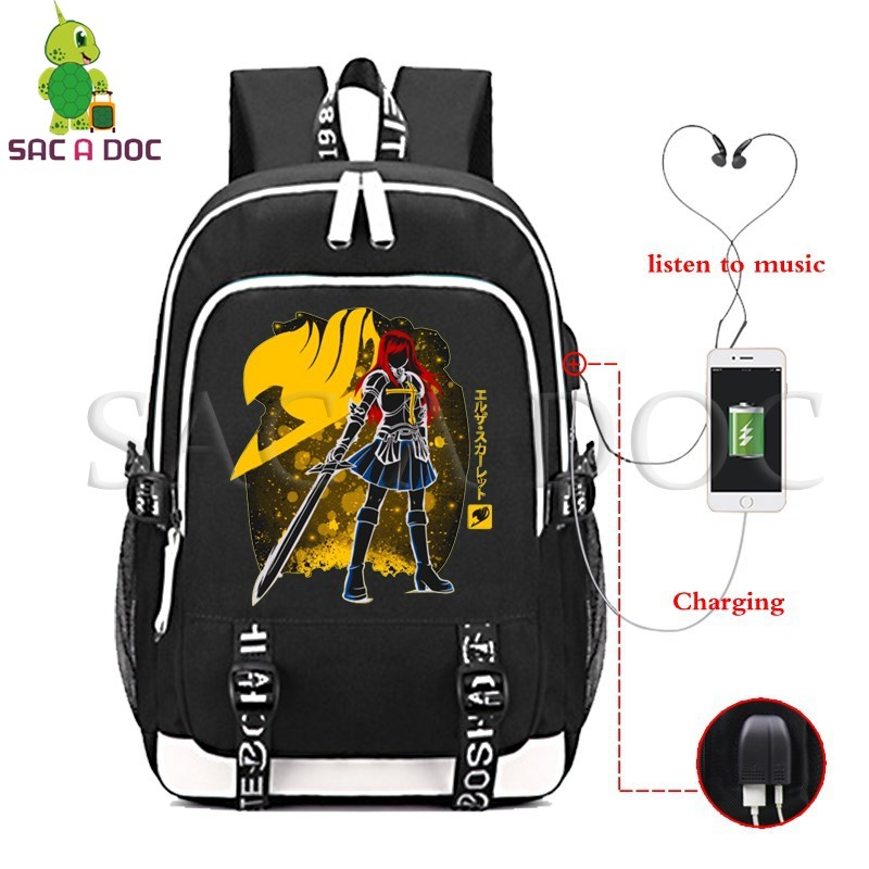 0b1653dc4282 Buy happy fairy tail bag and get free shipping on AliExpress.com