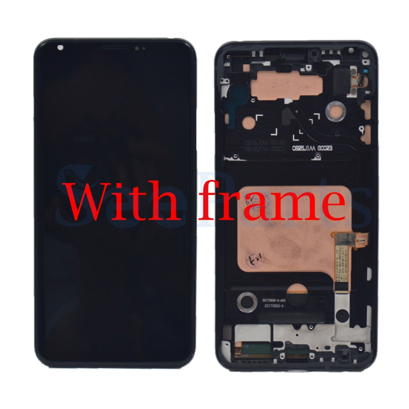 100% Tested Working For 6.0 LG V30 LCD H930 LCD Touch Screen Digitizer Assembly For LG V30 LCD VS996 LS998U H933 LS998U 3