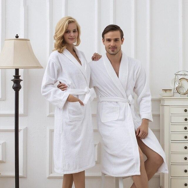 Winter New Towel Fleece Women Bathrobe Kimono Robe Nightgown Thick Warm Long Sleeve Sleepwear Bath Night Dress Gown Plus Size XL