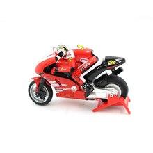 Детский Электрический мотоцикл с дистанционным управлением мини мотоцикл 2,4 ГГц гоночный мотоцикл для мальчиков 8 15 игрушки для детей