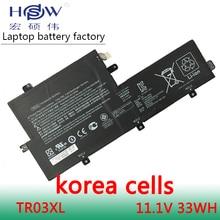 New Genuine Battery 11.1V 33WH TR03XL For HP Split X2 13 Series HSTNN-DB5G HSTNN-IB5G TPN-W110 723922-2B1 723922-171 genuine laptop vt06xl battery for hp hstnn db3f hstnn ib3f tpn i103 vt06 vt06086xl 657240 271 657503 001 657240 151 657240 171