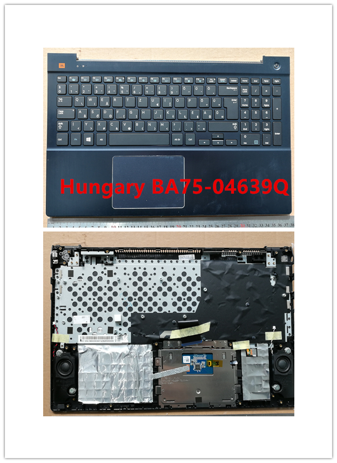 Turkey/Korean/Hungary layout new laptop keyboard for samsung  NP880Z5E 870Z5E 770Z5E 780Z5E  dark blue new notebook laptop keyboard for dell studio 15 1535 1536 1537 0kr770 backlit french layout