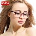 NOSSA Venda Quente TR90 Armações De Óculos Para As Mulheres Homens Moda Óculos Limpar Lens Armação dos Óculos Óculos de Miopia