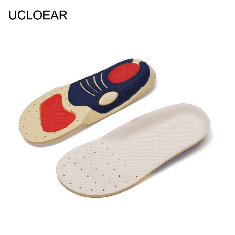 Kids Sport Breathable EVA Insoles for Children Comfortable Outdoor Shoes Pads High-Elastic Foot Massage Running Insole XD-072